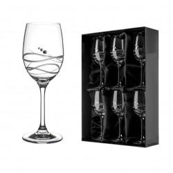 Soho set sklenic na bílé víno