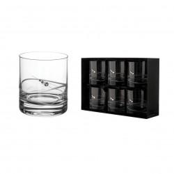 Soho set nízkých sklenic