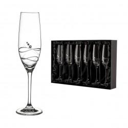 Soho set sklenic na šampaňské