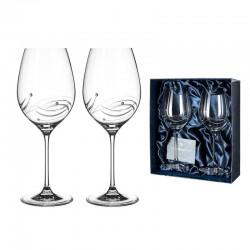 Lunar červené víno - pár pohárov - 470ml