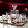 Dorchester whisky set - 3 dielny
