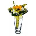 Romance 20cm váza pro svatební kytici