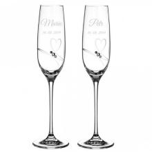 www.diamante.cz#svatba #svatebnisklenice #svatebnidekorace #nevesta #zenich #svatebnidar #svatbauzseblizi #svatba2020 #svatebnihoste
